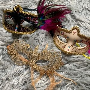 Set of 3 mask